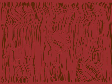 timber floor: wooden plank red pattern texture and gnarl line surface  beautiful  board for background. Vector illustration Eps10