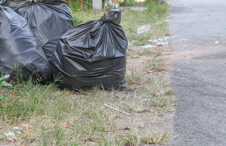 Pile Of Black Garbage Bag Stock Photo Picture And Royalty Free Image. Image 75793228. & Pile Of Black Garbage Bag Stock Photo Picture And Royalty Free ...