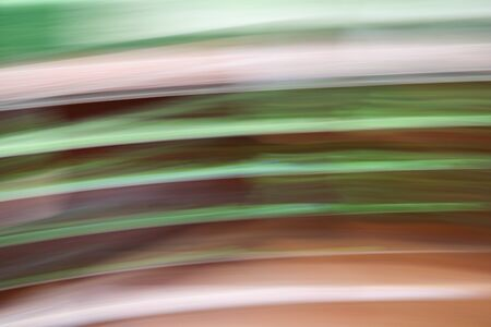 smeared: abstract light green acceleration speed motion background.