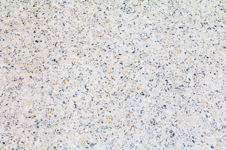 Terrazzo Flooring Old Texture Or Polished Stone Background With
