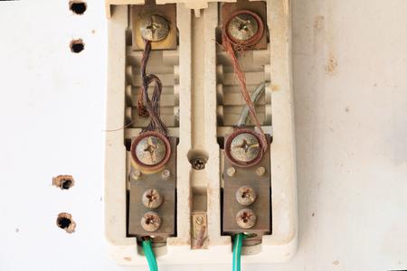 circuit breaker old at danger