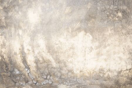 concrete wall for background old texture vintage color style Imagens