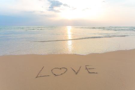 conclusion: Amor del texto en la playa