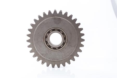 exactness: Gear Wheel Stock Photo