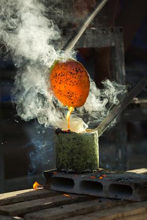crucible: Metal Casting
