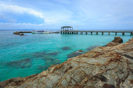 마이톤 섬, 푸켓, 태국의 항구