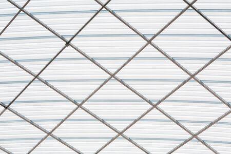 [roof ] Translucent roof structure Reklamní fotografie