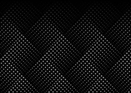 dotted line: Dotted line geometric seamless pattern. Endless texture. Pattern swatches included in file.