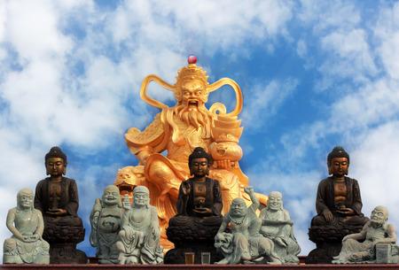 buddha statue Stok Fotoğraf