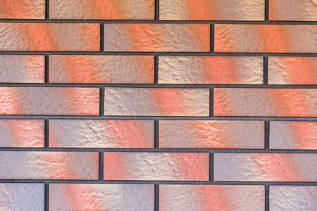 solidity: Red brick wall texture and background
