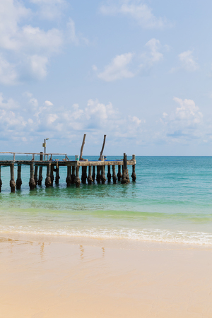 hatteras: Beautiful natural beach skyline, natural travel landscape background, South of Thiland