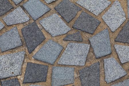 stone floor: Stone floor and texture Stock Photo