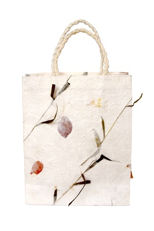 Mulberry paper bag photo