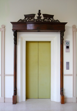 lift gate: elevator
