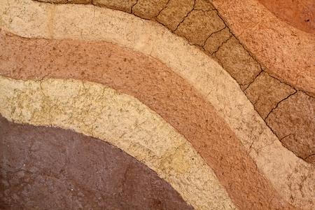 Strato di suolo sottosuolo