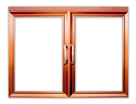 Aluminum window photo