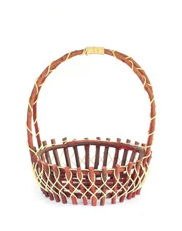 cepelia: Basket isolated on white background