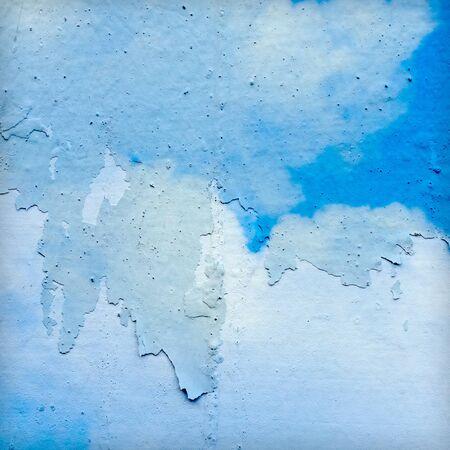 disintegration: Surface of wall disintegration Stock Photo