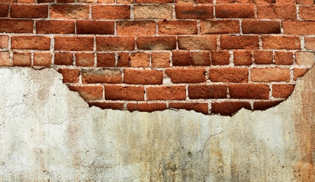 Molder wall brick  Stock Photo - 14754882