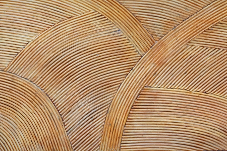 bamboo texture: Rattan background Stock Photo