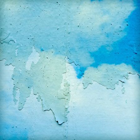 Surface of wall disintegration photo