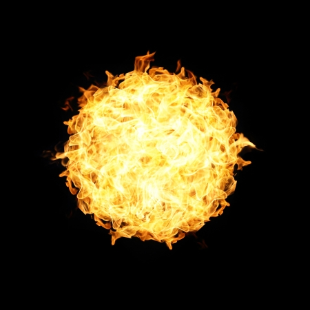 conflagration: Fireball