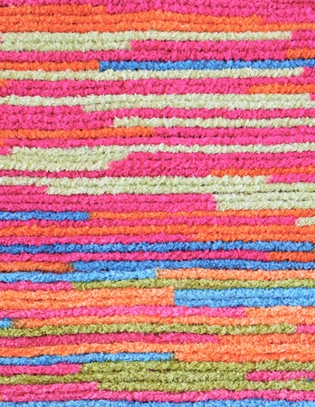 Colorful fabric background photo