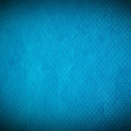 solid blue background: Colorful concrete wall Stock Photo