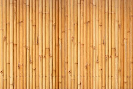 bambu: valla de bambú de fondo Foto de archivo