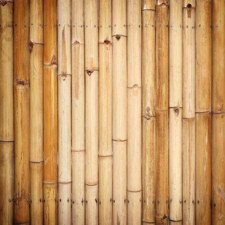 omheining van bamboe achtergrond