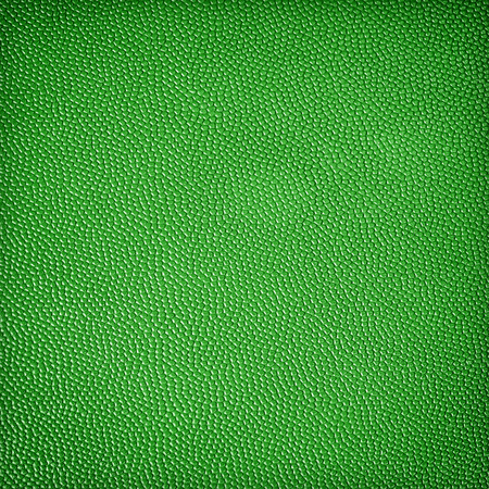 composit: green leather dot background