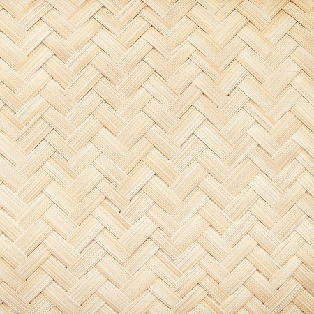 woven wooden texture surface top view photo