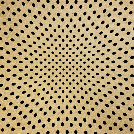 dazzled: Paper with holes dazzled abstract background