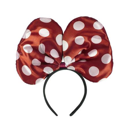 headbands: bandas para la cabeza aislados en un fondo blanco