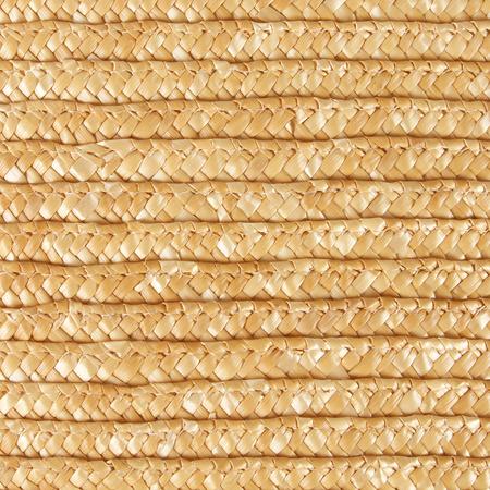 meshwork: Woven straw background Stock Photo