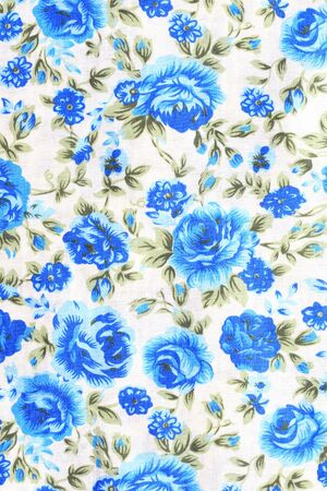 stylishness: Rose bouquet design Seamless pattern on fabric as background