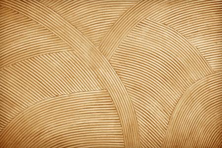 bamboo tree: Rattan wall decorative background