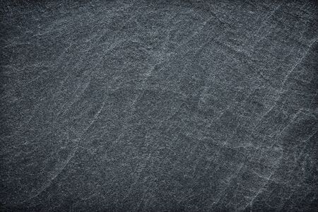 black slate background or texture photo