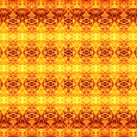 Abstract fire flames seamless pattern background