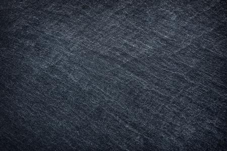 暗いグレーブラック スレート背景やテクスチャ。
