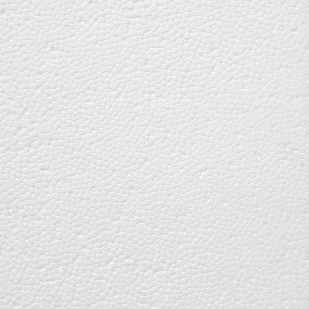 styrene: White Foam Plastic Texture background