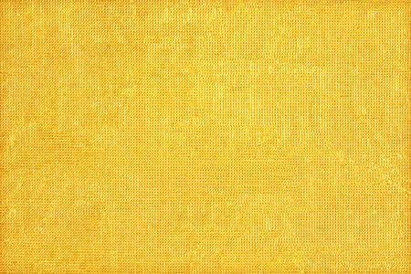 Glänzendes gelbes Blatt Goldfolie Textur Hintergrund Standard-Bild - 40278873