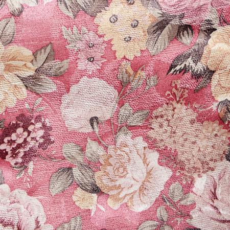Rose Fabric background,vintage colour effect photo