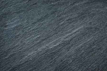 Dark grey black slate background or texture. photo