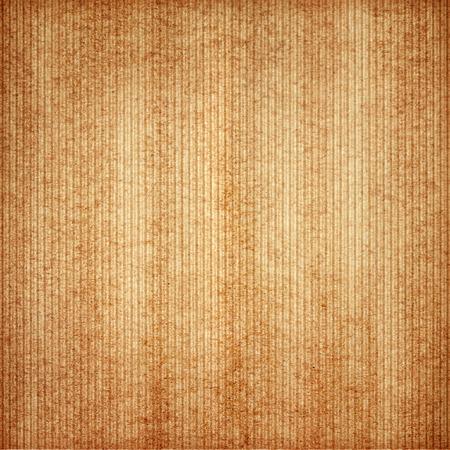 vertica: cardboard corrugated pattern vertical grunge background Stock Photo