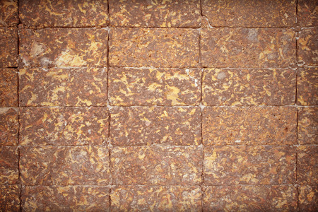 laterite: Laterite wall texture and background