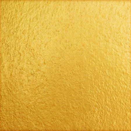 shiny gold: Shiny yellow gold wall texture background