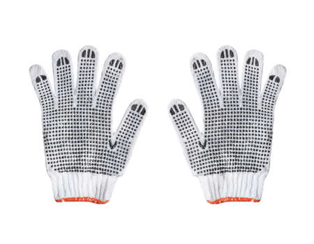 working gloves: Working gloves. Isolated on a white background.
