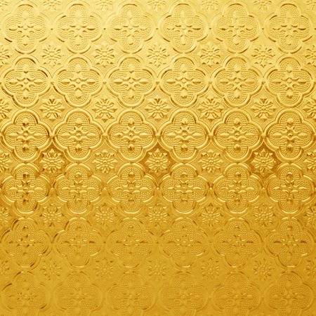 shiny gold: Shiny yellow gold Stained glass texture background