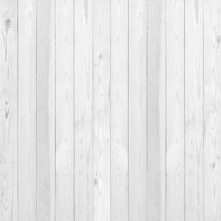 white wall texture: Wood pine plank white texture background Stock Photo